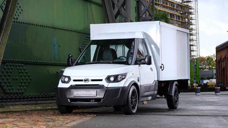 StreetScooter Upgrades The Work And Work L Electric Vans