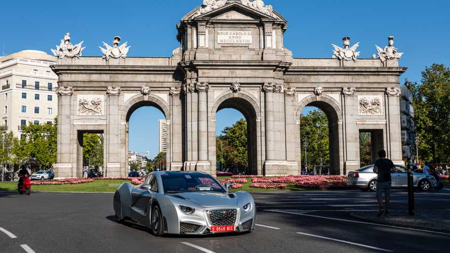 Hispano Suiza Carmen en Madrid