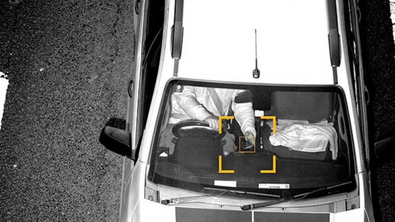 Australia's Mobile Phone Detection Camera
