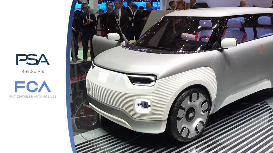 L'auto elettrica dietro la fusione tra FCA e PSA