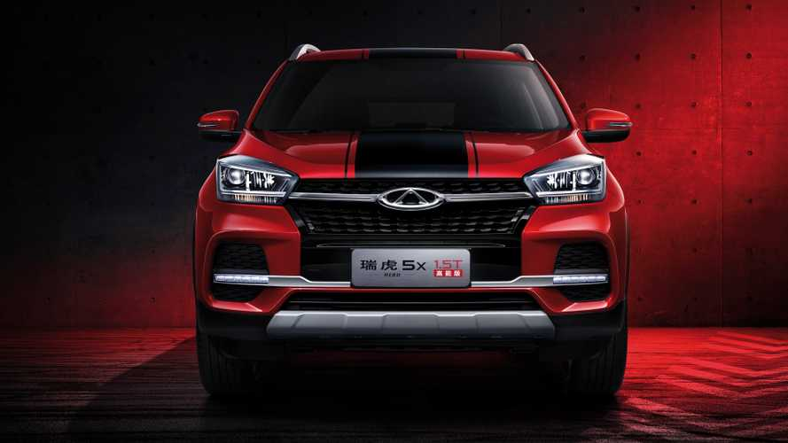 Chery Tiggo 5X Hero (China)