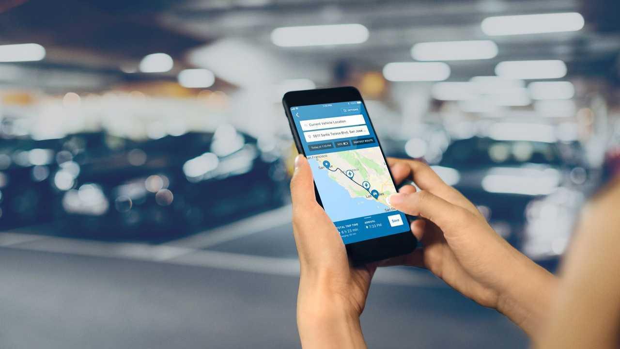 FordPass Charging Network