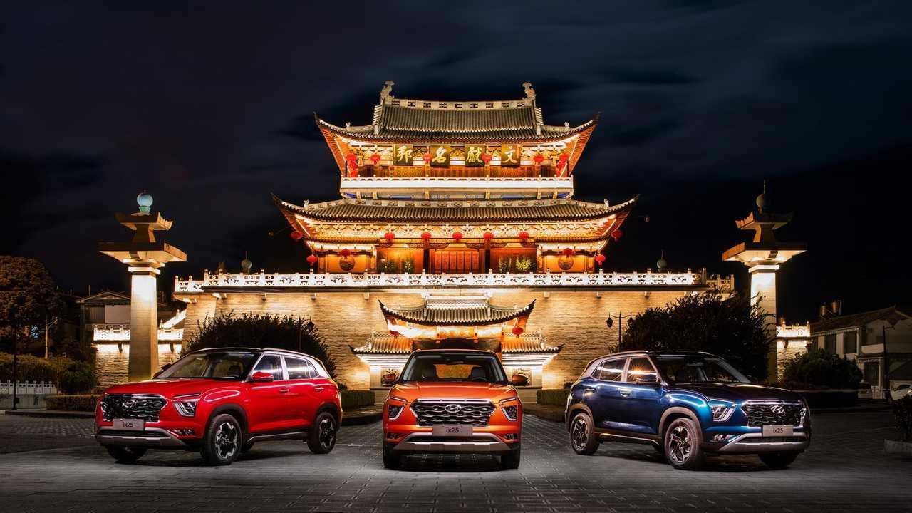 Hyundai Creta 2020 (China)