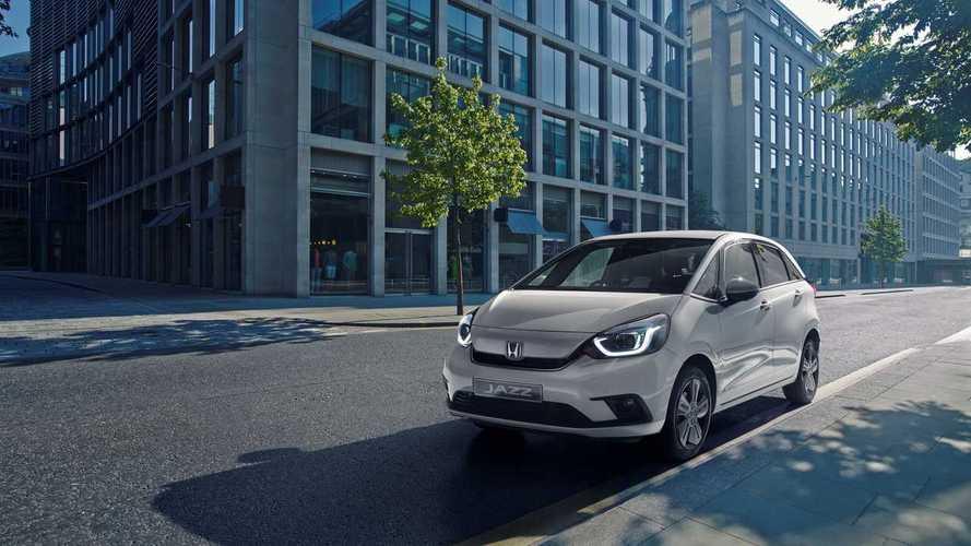 Honda Jazz (2020) - Adieu le 100 % thermique