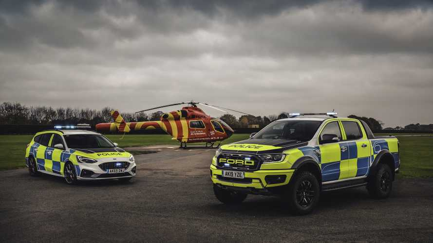 Fast Fords to be trialled as police pursuit vehicles