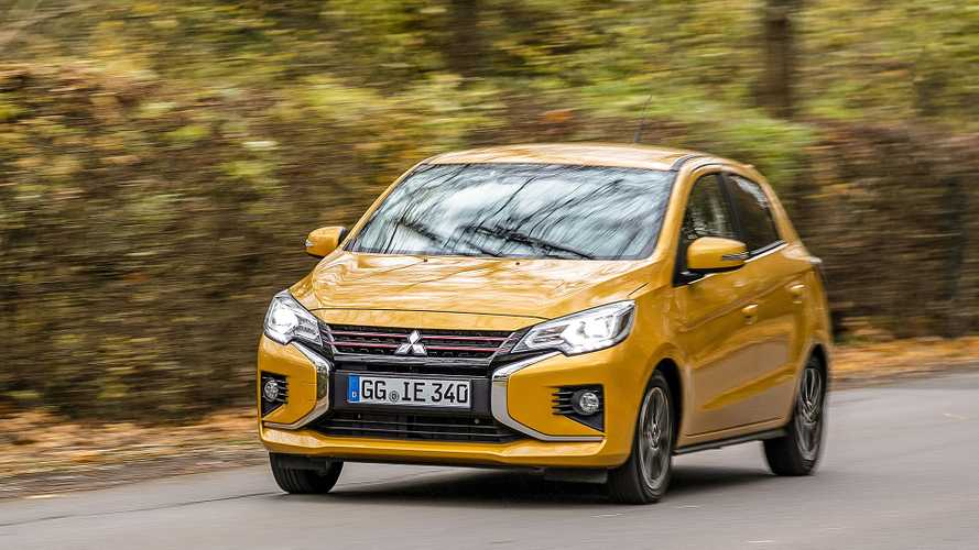 Mitsubishi Space Star (2020): Facelift-Version im Test