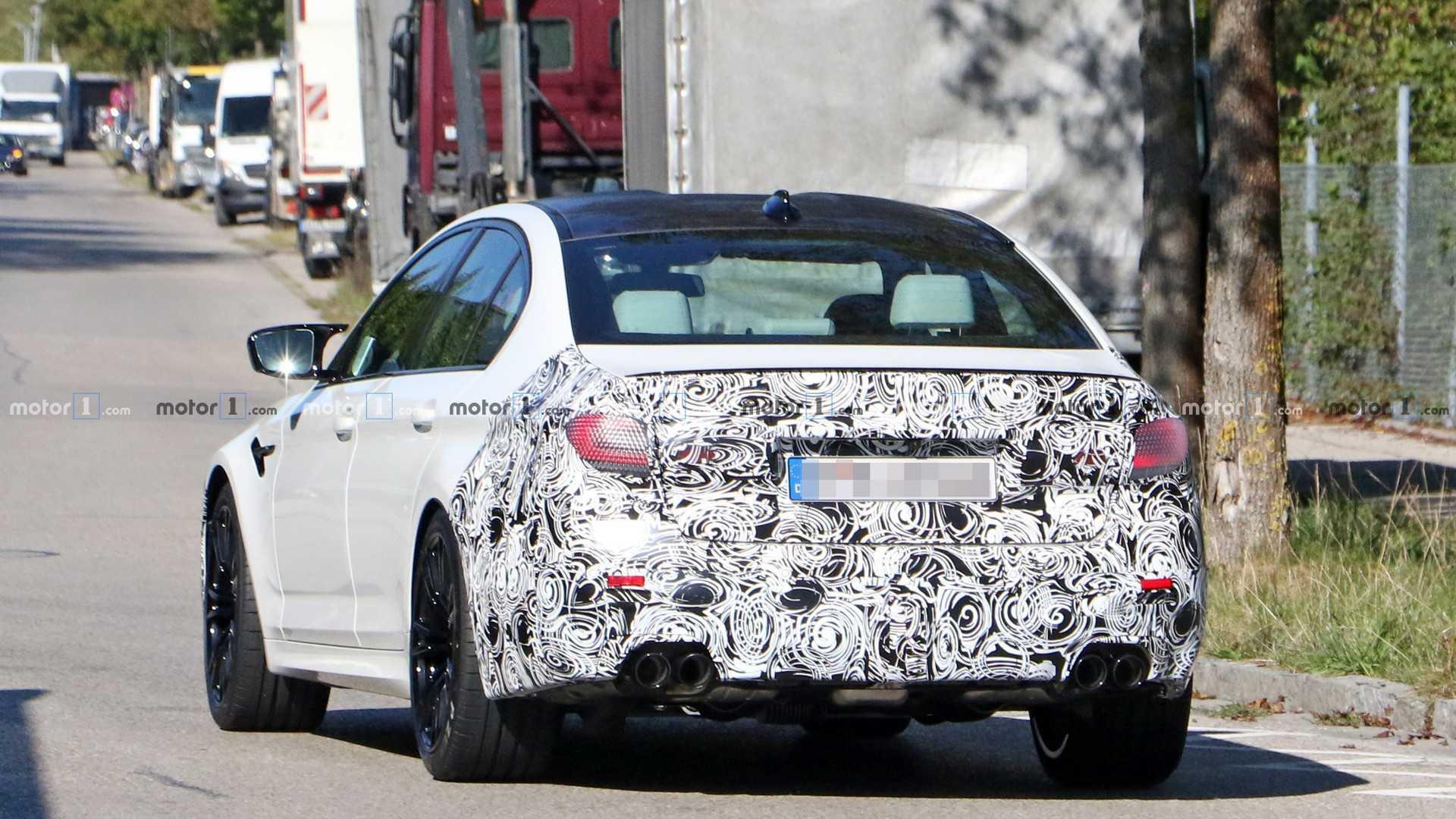 BMW Serie 5 (G30) LCI (2020) 73
