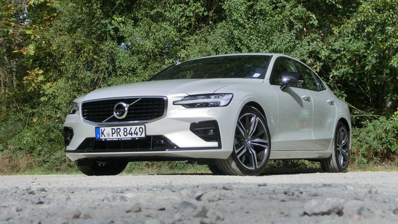 Volvo S60 T5 R Design (2019)