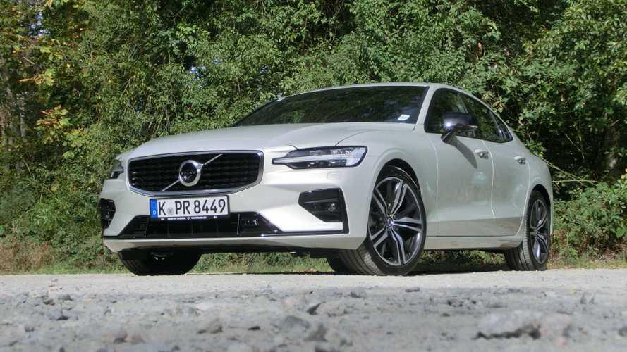 Neuer Volvo S60 (2019) im Test: Mittelklasse mit 250-PS-Benziner