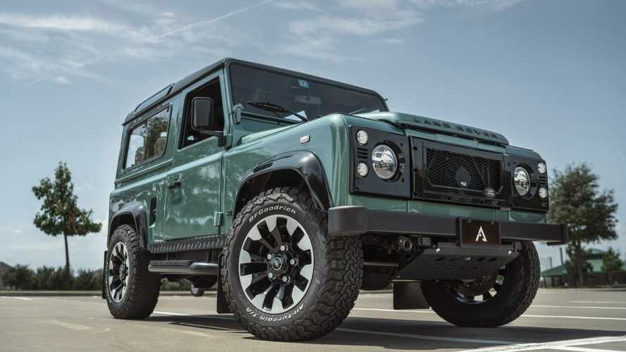 Would You Spend $235K On An LS-Swapped Land Rover Defender?