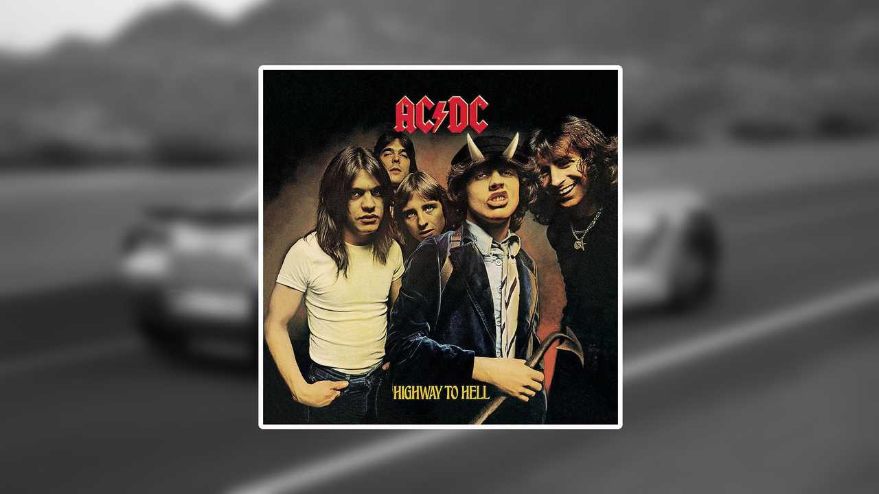 2. Highway To Hell - AC/DC (tie)