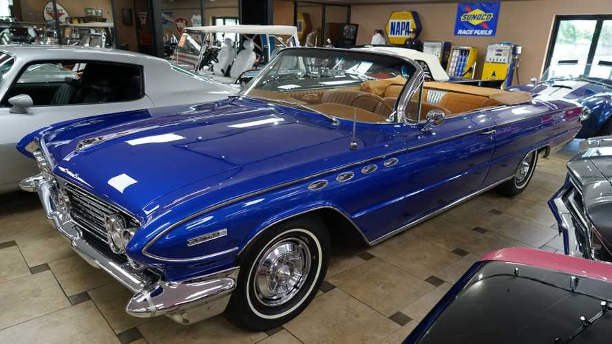Make A Statement In This 1961 Buick Electra 225