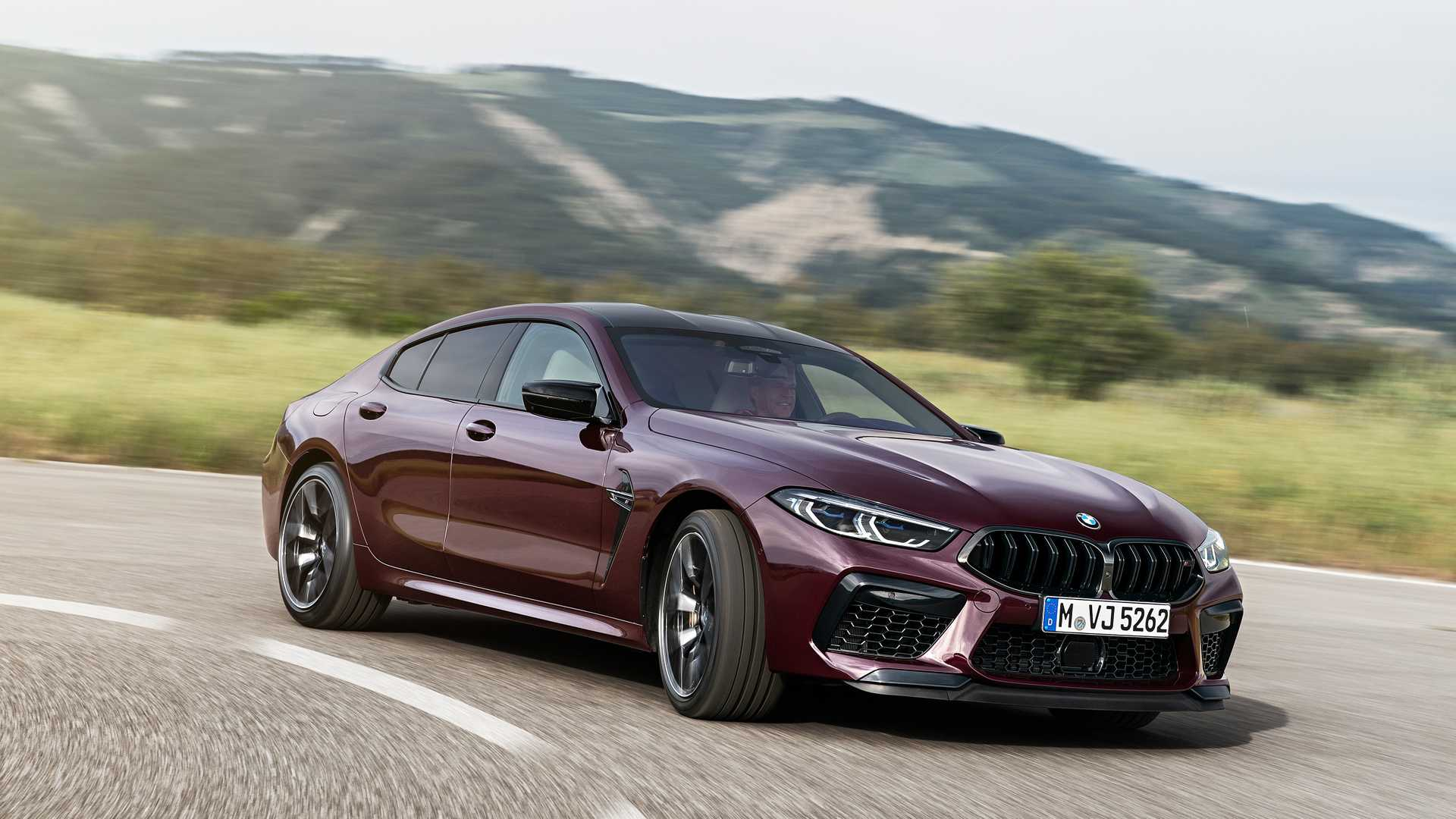 2020 BMW M8 Picture