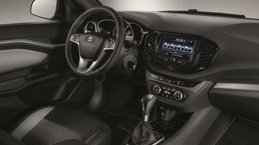 Lada Vesta c вариатором: названы рублёвые цены