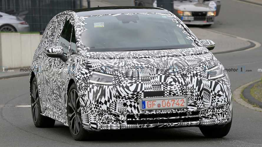 2020 VW ID.3 Spied For The Last Time Ahead Of Frankfurt Debut