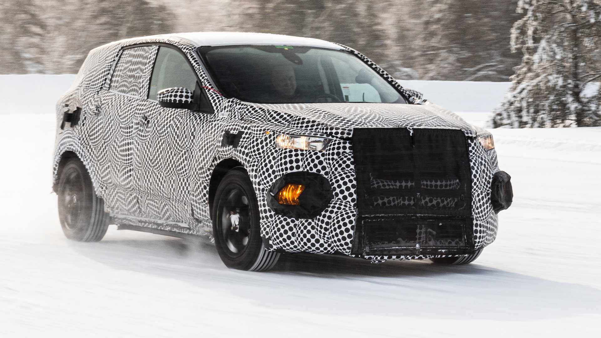 Ford Mustang-Inspired Electric SUV To Get Battery Size, RWD/AWD Options