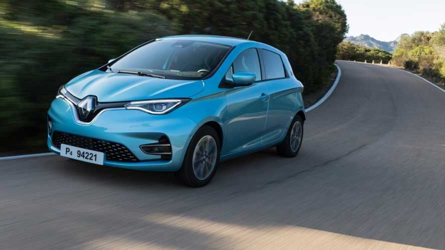 Renault ZOE might get sporty RS version