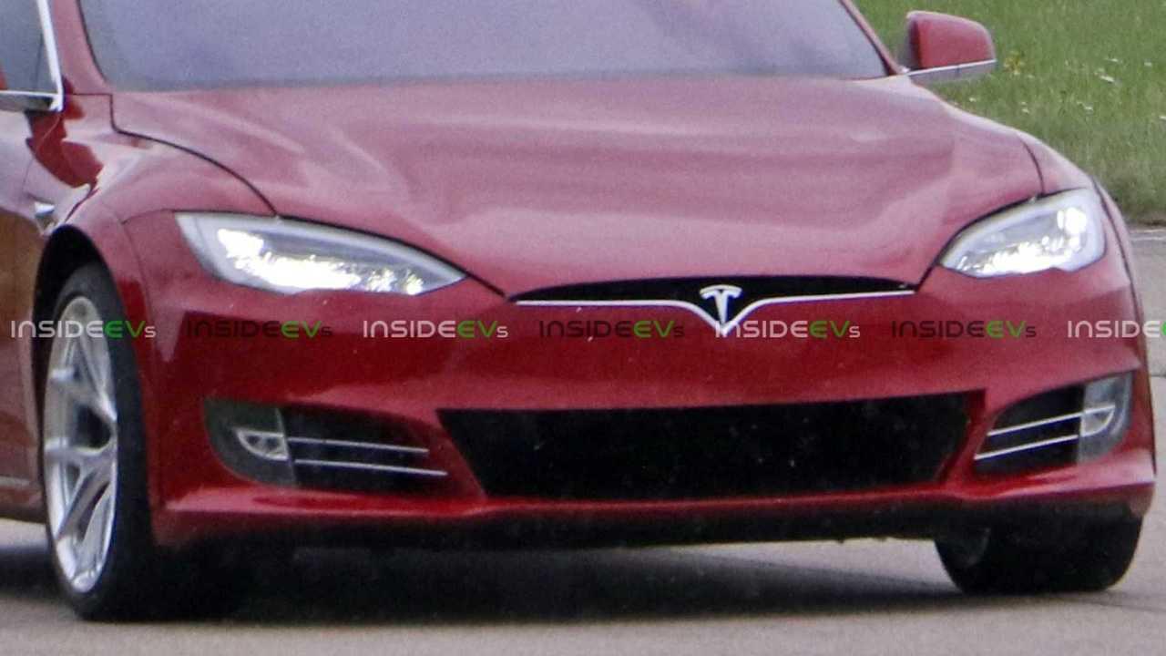 Tesla Model S P100D+ Cooling Enhancements