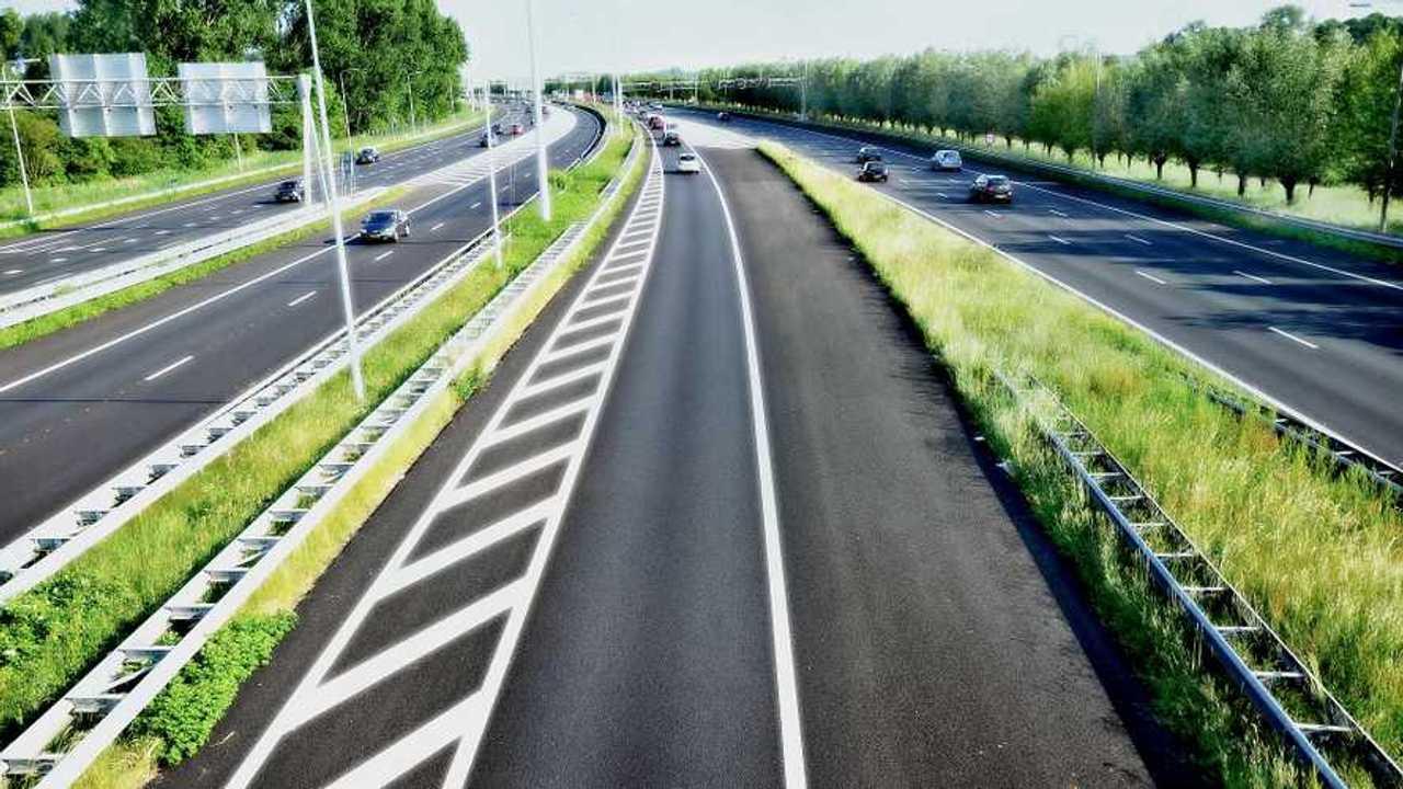 Autoroute 100 km/h au Pays-Bas