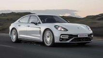 Makyajlı Porsche Panamera Tasarım Yorumu