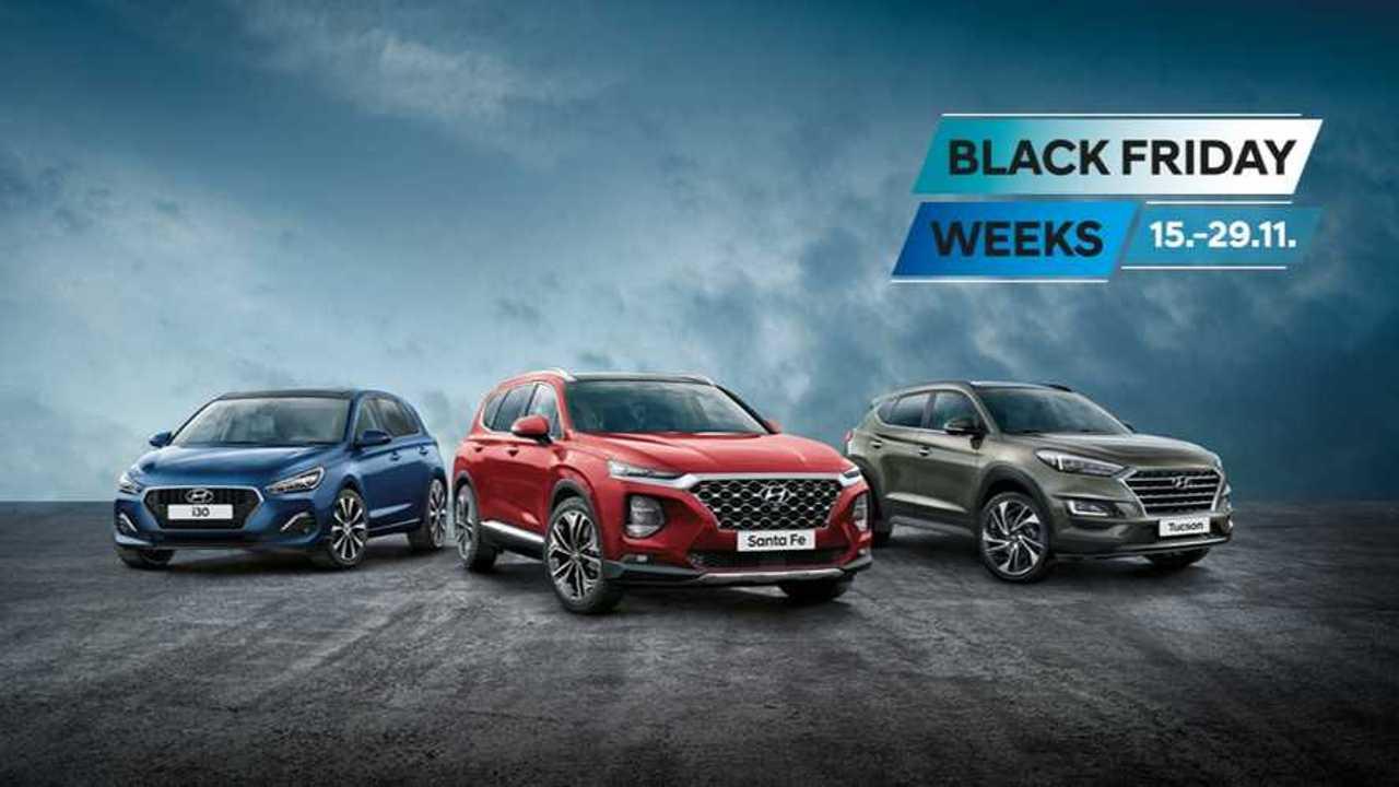 Hyundai Black Friday Weeks