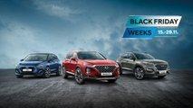 Hyundai Black Friday Weeks: Bis zu 6.000 Euro sparen