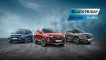 Hyundai Black Friday Weeks: Bis zu 6.000 Euro sparen