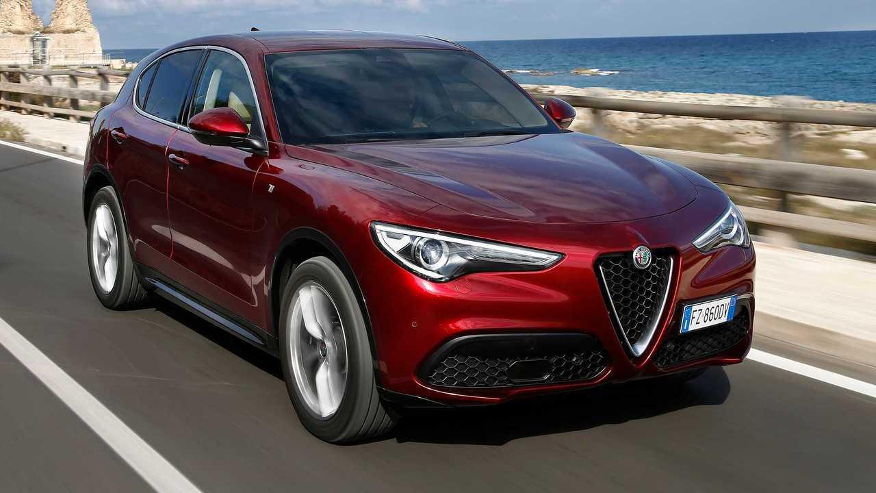 Compact Luxury Crossover SUV: 2020 Alfa Romeo Stelvio