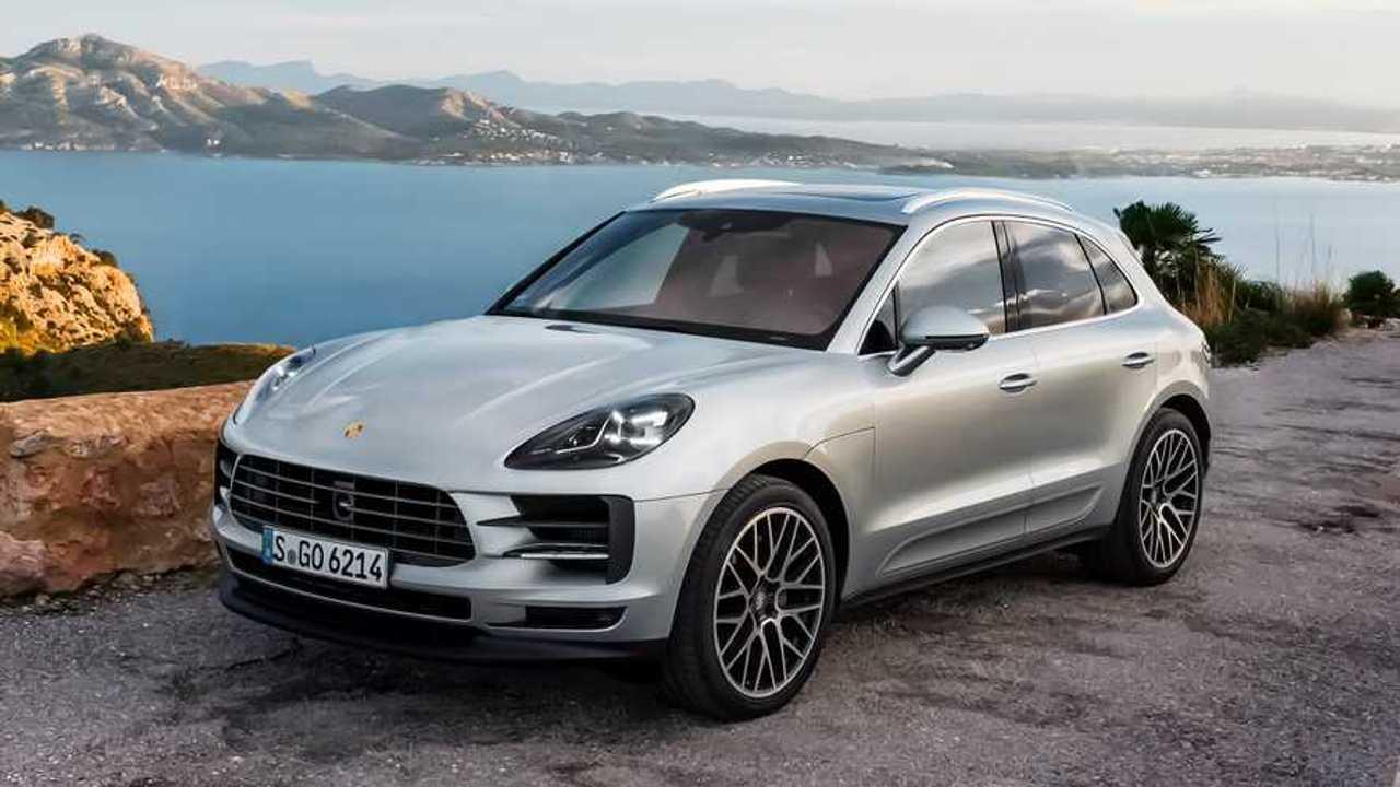 2019 Porsche Macan S lead