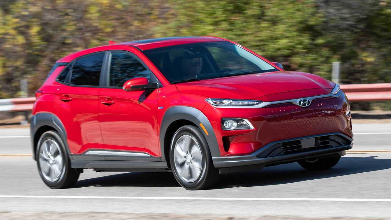 Best EVs - 2nd - Hyundai Kona Electric 64 kWh