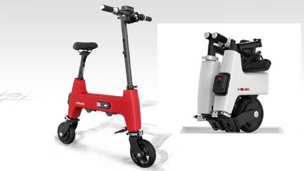 Xiaomi Himo H1 e-scooter