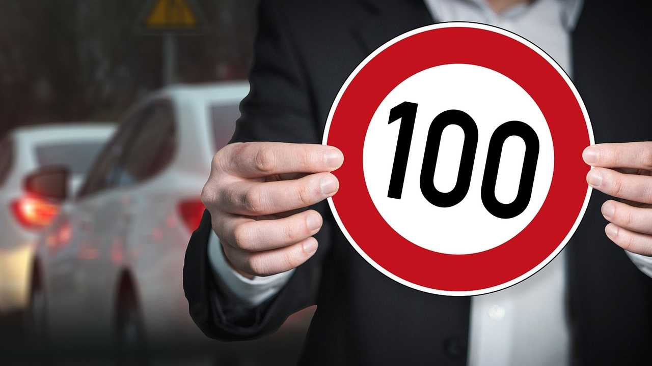 Tempolimit 100