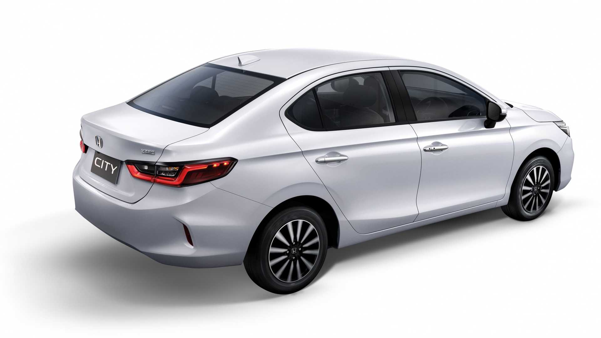 2020 - [Honda] City / Grace 2020-honda-city