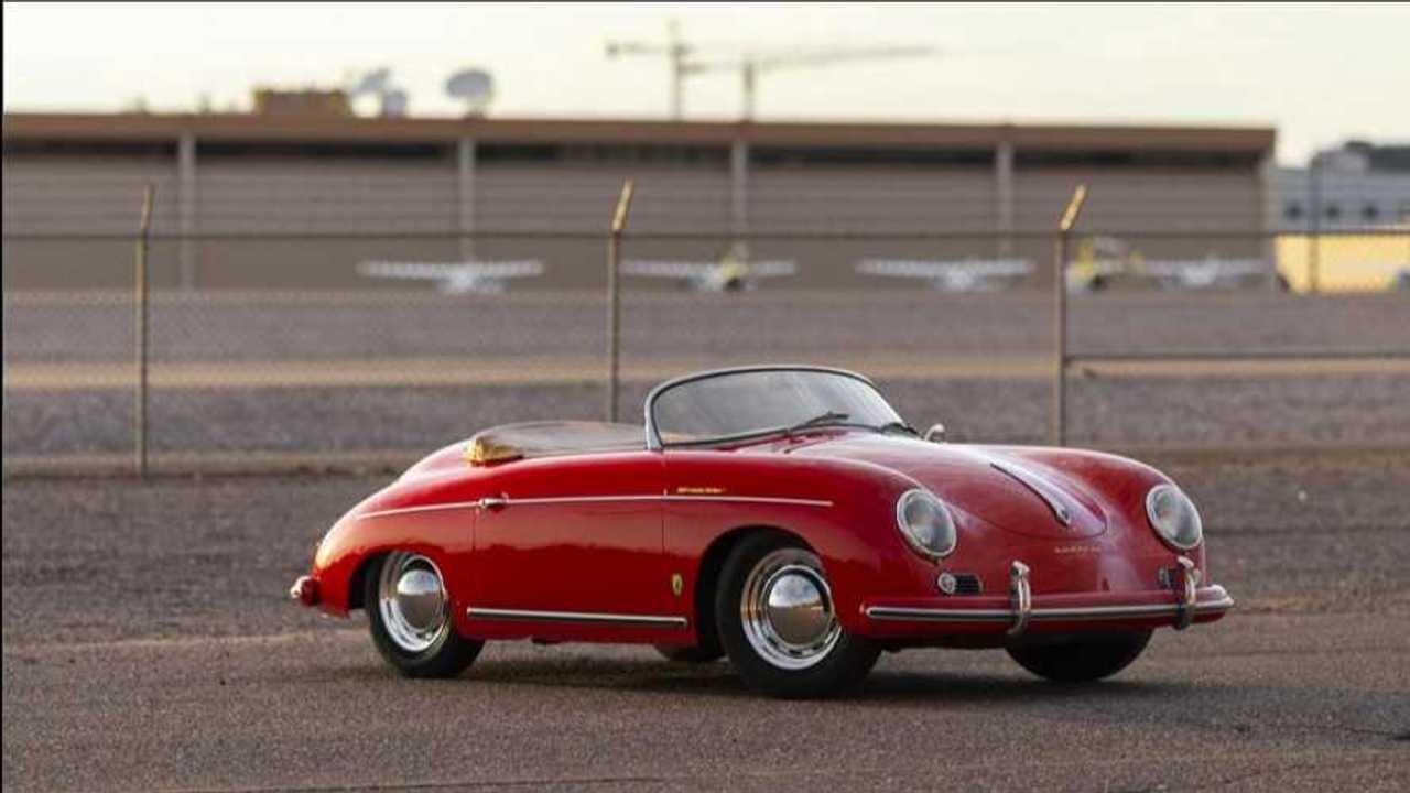 Own A Genuine 1956 Porsche 356 Speedster