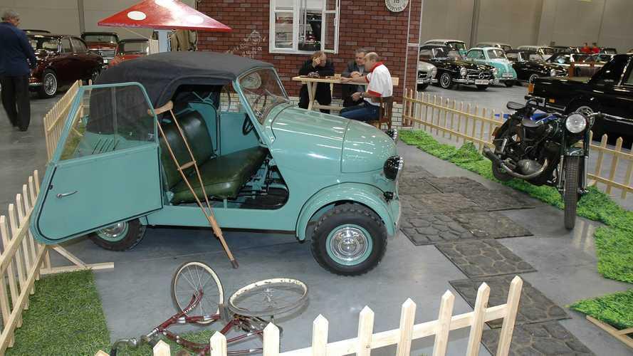 «Инвалидки» из Серпухова: машины, что давали бесплатно