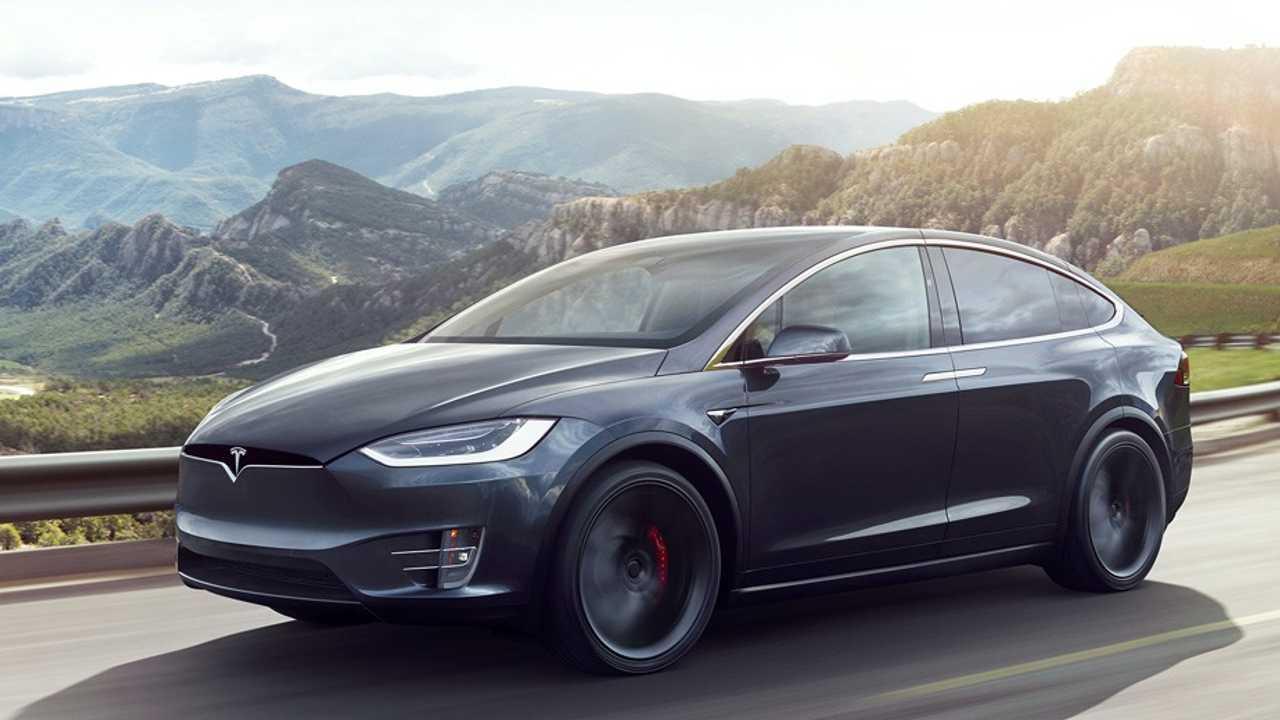 6. Tesla Model X Performance