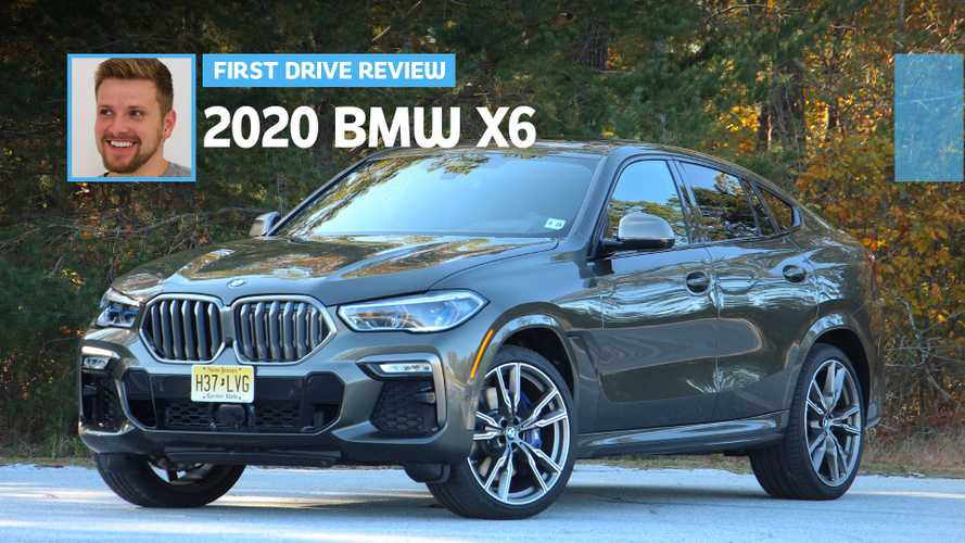2020 BMW X6 First Drive: Foundational Improvements