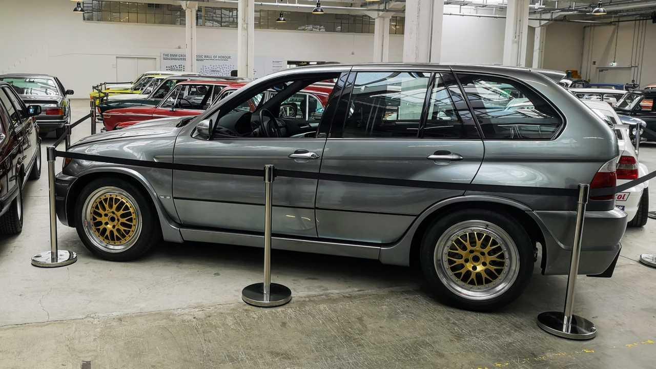 BMW X5 Le Mans (2000) 2/3