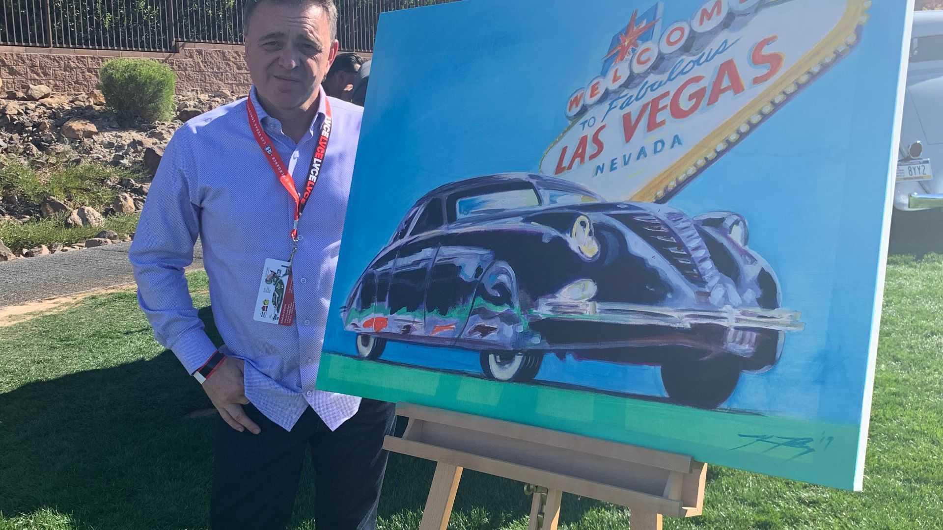 """[""""Check Out Las Vegas Concours D'Elegance 2019""""]"""