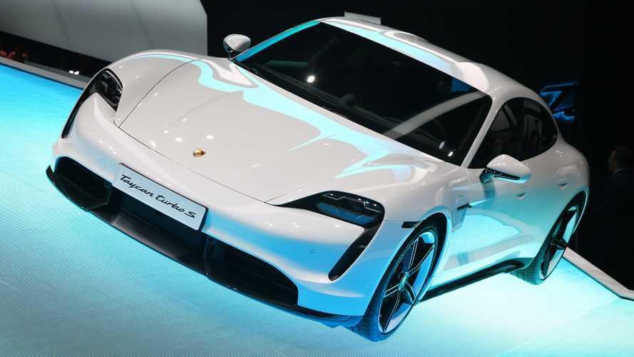 Porsche Taycan, elettrica fino a 761 CV con prezzo da 156.000 euro