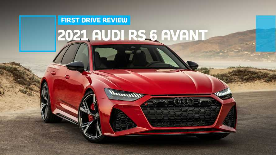 2021 Audi RS 6 Avant First Drive: A Wolf In Wolf's Clothing