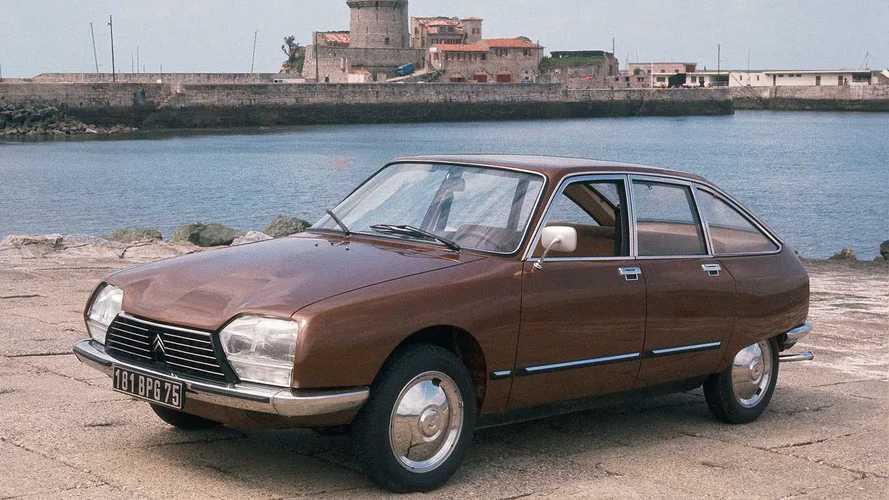 100 Jahre Citroën: GS und CX