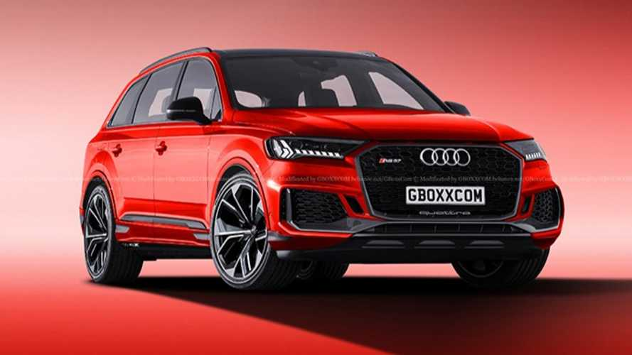 Audi RS Q7 Rendering Predicts The Future Of Fast Audis