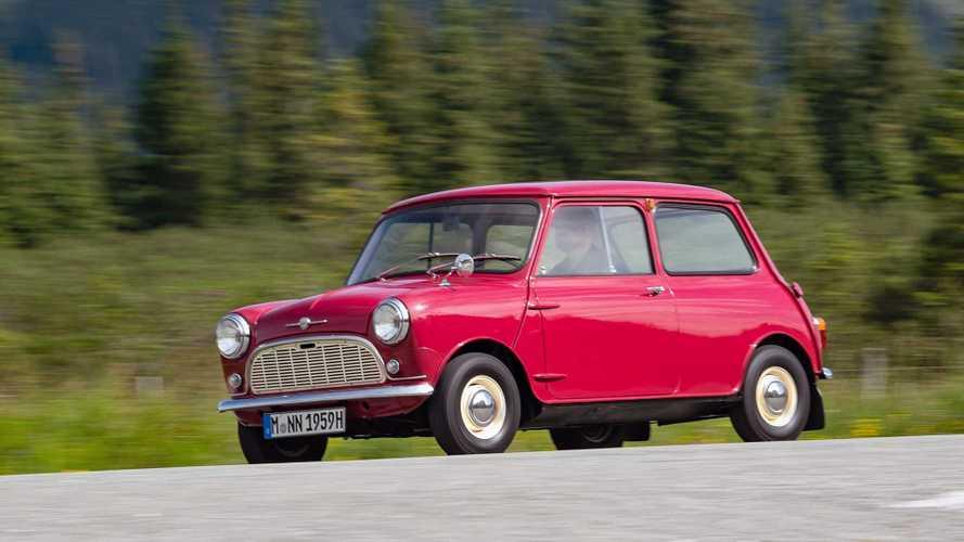 Zeitreise: Wir feiern 60 Jahre Mini - und fahren ihn!