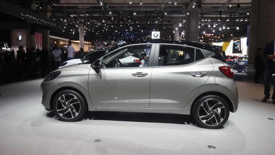 Nuova Hyundai i10, connessa e a misura di città