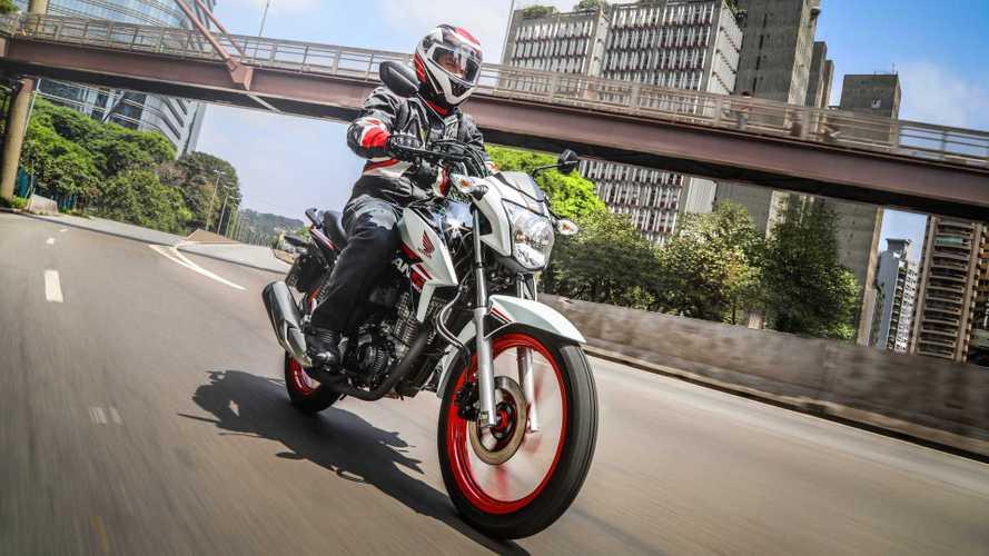 Honda CG 160 ganha nova versão Titan S por R$ 11.490