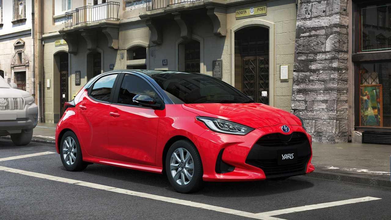 Toyota Yaris 2020 (Europa)