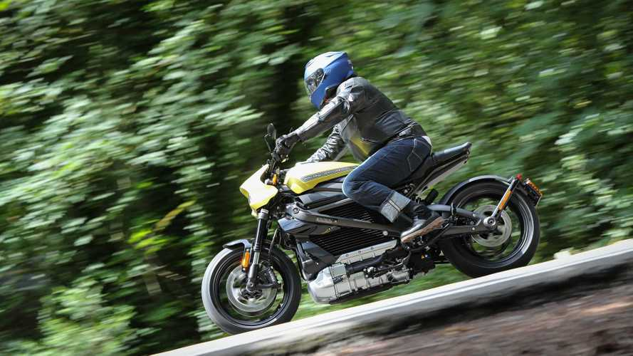 Harley-Davidson Puts Production Of The LiveWire On Pause