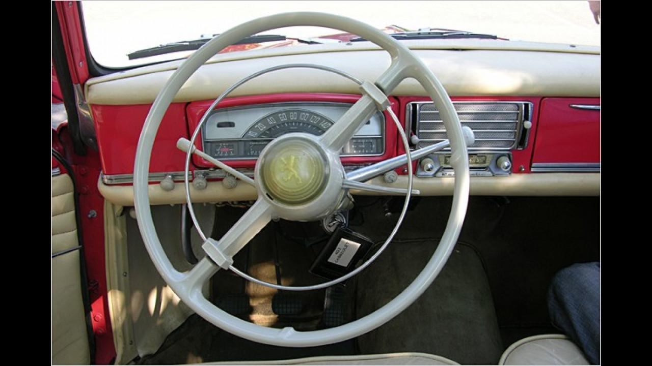 Peugeot 403 Cabrio