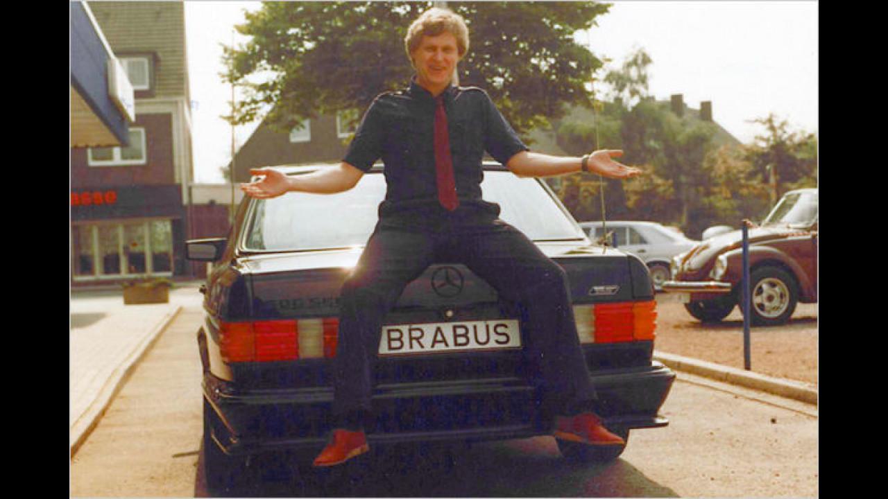 1977: Gründung von Brabus